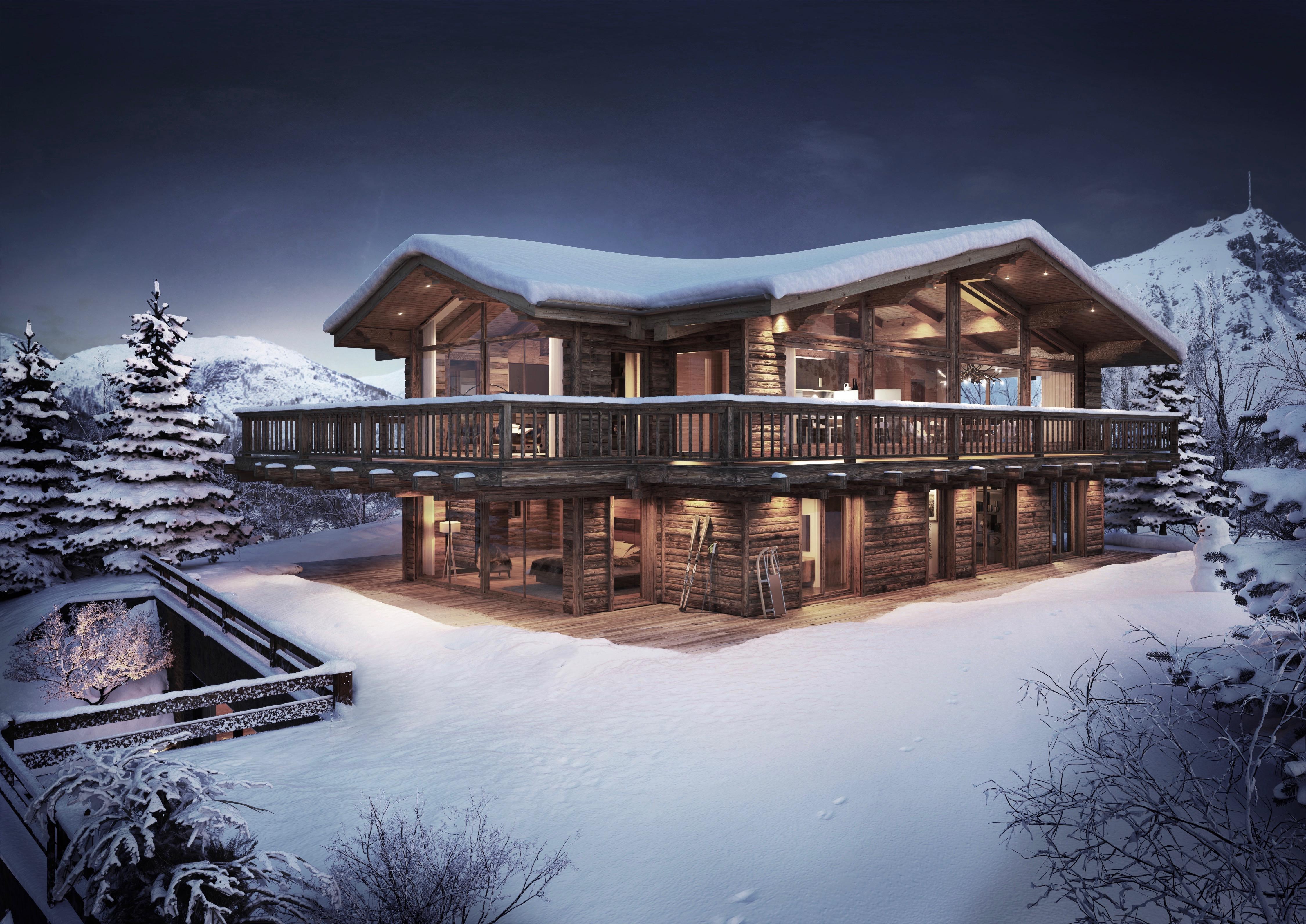 Kitzb hel m concept real estate for Concept homes