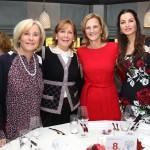 Inge Fürstin Wrede-Lanz, Uschi Prinzessin von Bayern, Karin Seehofer, Mary-Ann Wahl